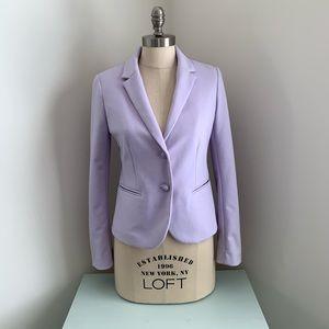 GAP Academy Blazer in Lilac Purple Size 4